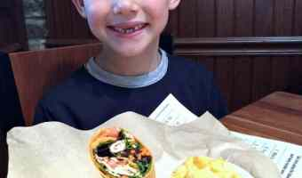 New Kids Fit Menu Made for Kids By Kids