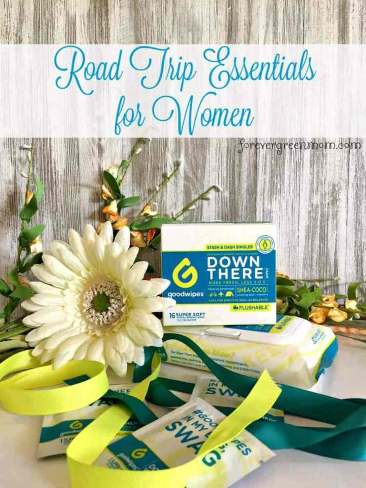 Road Trip Essentials for Women