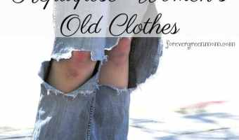 Clever Ways to Repurpose Old Clothes