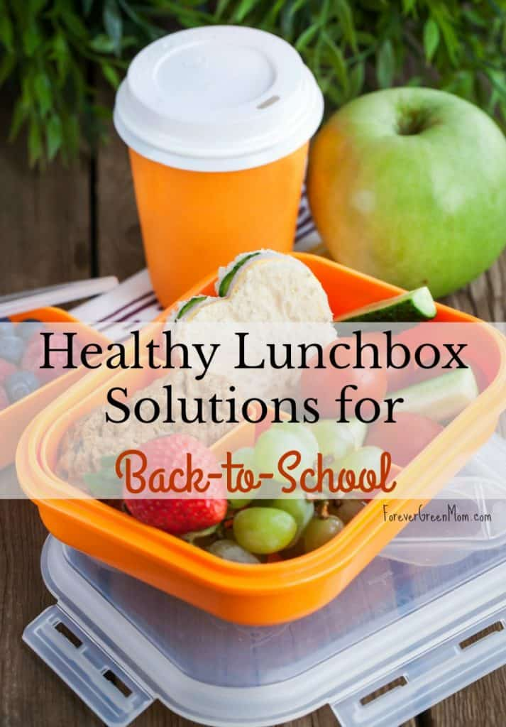 Healthy Lunchbox Solutions for Back to School