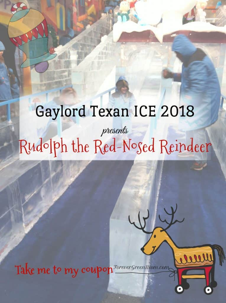 Gaylord Texan Lone Star ICE 2018 Coupon