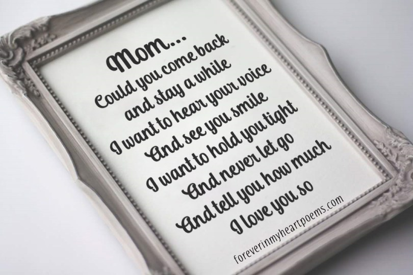 15 Best Missing Mom Quotes On Mothers Day In Loving Memory Of