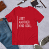 Kind Soul Design 001 DarkColor mockup Front Flat Lifestyle Red