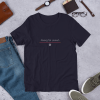 aiming for jannah 8 inch wide mockup Front Flat Lifestyle Navy