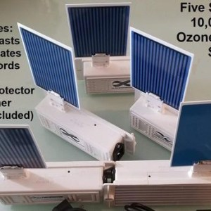 50,000 mg/h ozone generator deal