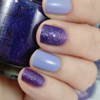 OPI Can't Let Go and You're Such a Budapest