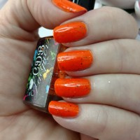 CDB Lacquer 2015 Halloween Collection Spook Tacular