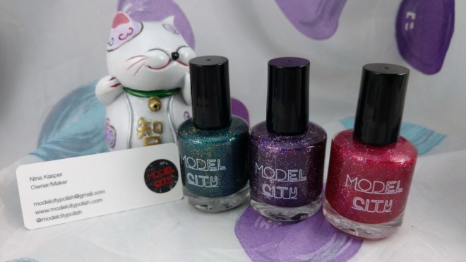 Model City Polish -Winter Collection 2015