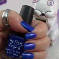 Blue Lagoon by Top Shelf Lacquer