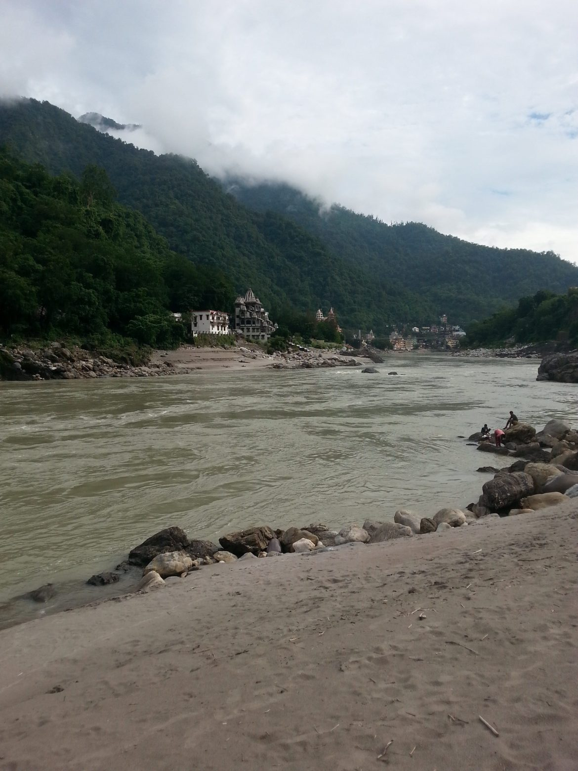 travel india-ganges-river-rishikesh