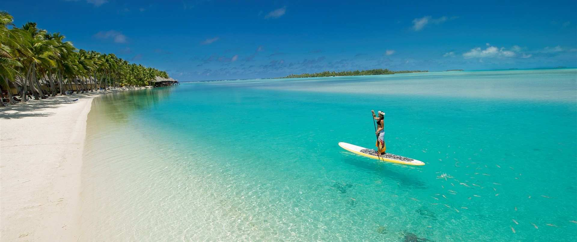 10 ideal places to start a new life. Real paradises