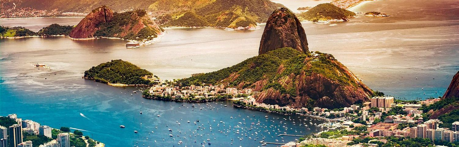 the seven natural wonders of the world-rio