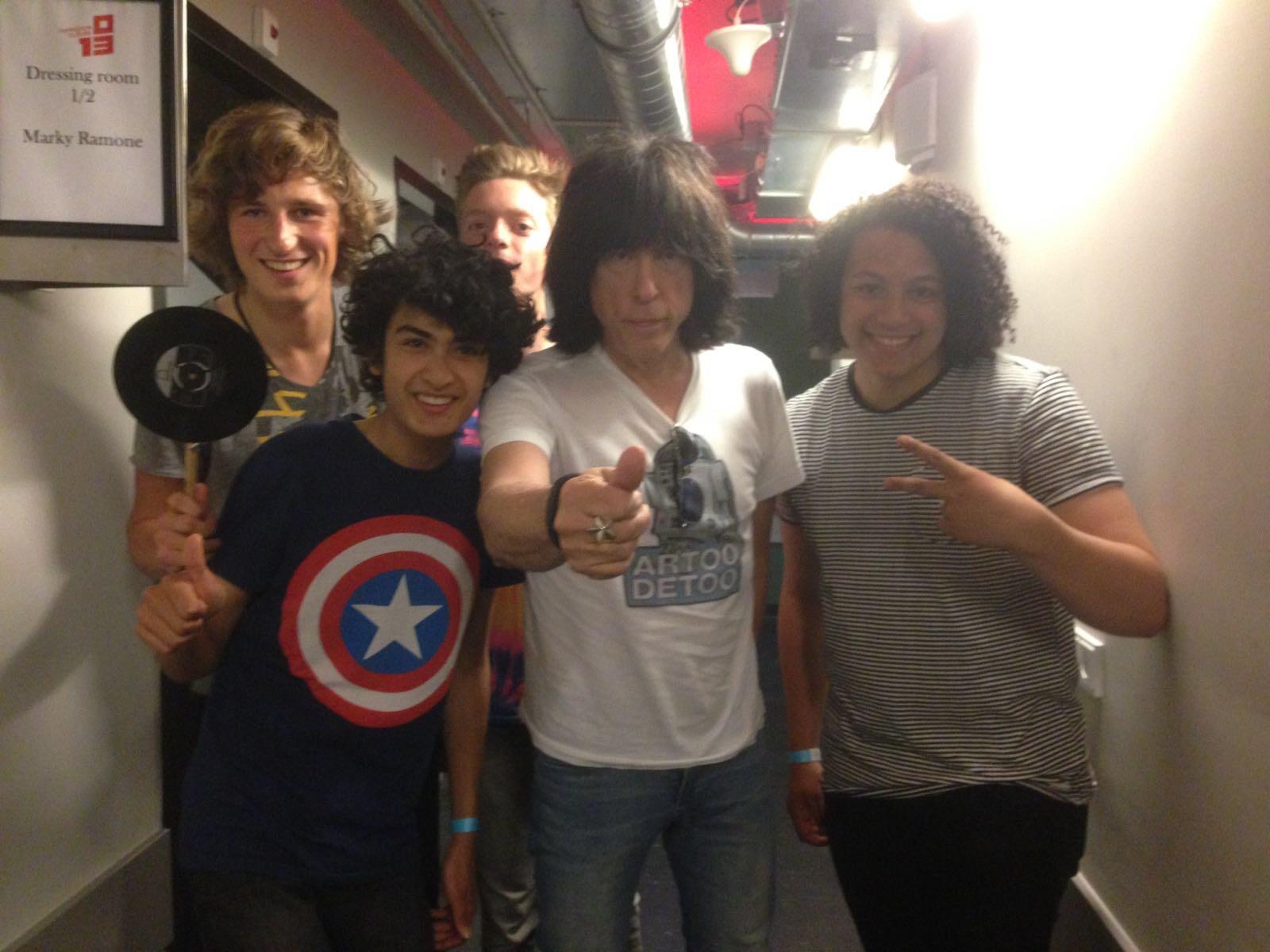 Forever Saturday with Marky Ramone Alternative Punkrock Den Haag