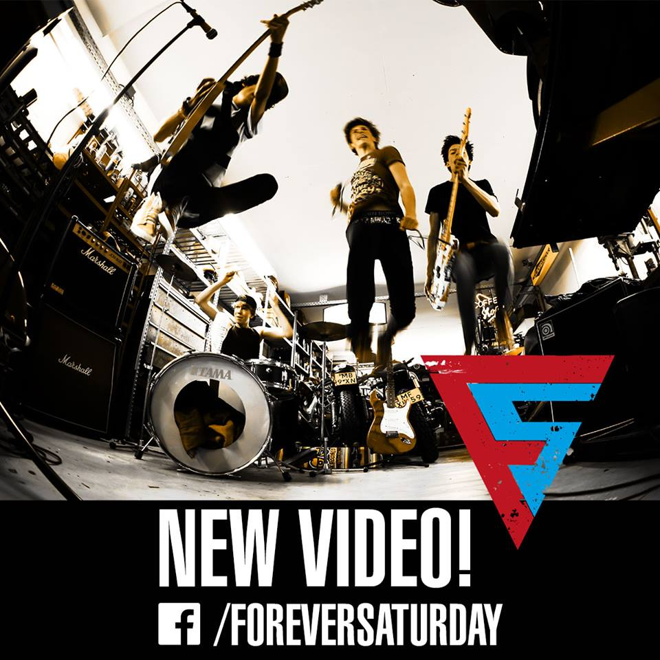 Forever Saturday videoclip bestfriends