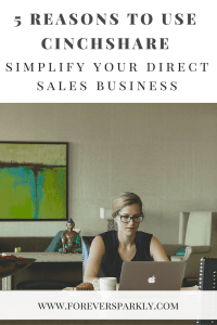 Automate your social media posts! Click to read why you should use CinchShare for your direct sales business! Kristy Empol