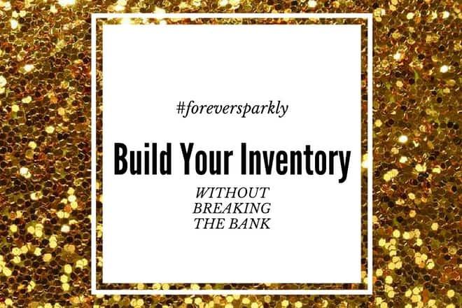 Looking to build your direct sales inventory without spending a lot of money? Click to read my three tips on how to build up your direct sales inventory without breaking the bank. Kristy Empol