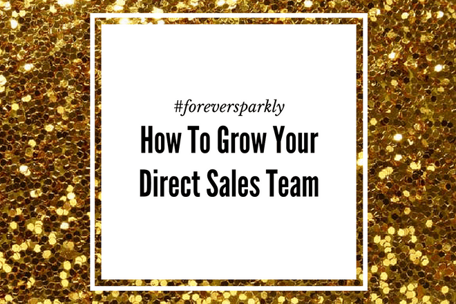 Ways to grow your own direct sales dream team. Click to read three ways to build your direct sales team. Kristy Empol