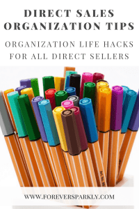 Looking for ways to get your direct sales business organized? Click to read direct sales organization lifehacks to boost your business confidence! Kristy Empol