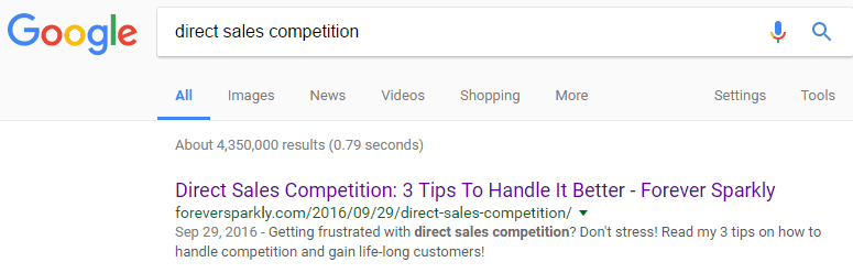 Wondering how to dominate Google Page 1with your direct sales blog? Read 3 tips for direct sales blog success. Dominate Google Page 1 & grow your business! Kristy Empol