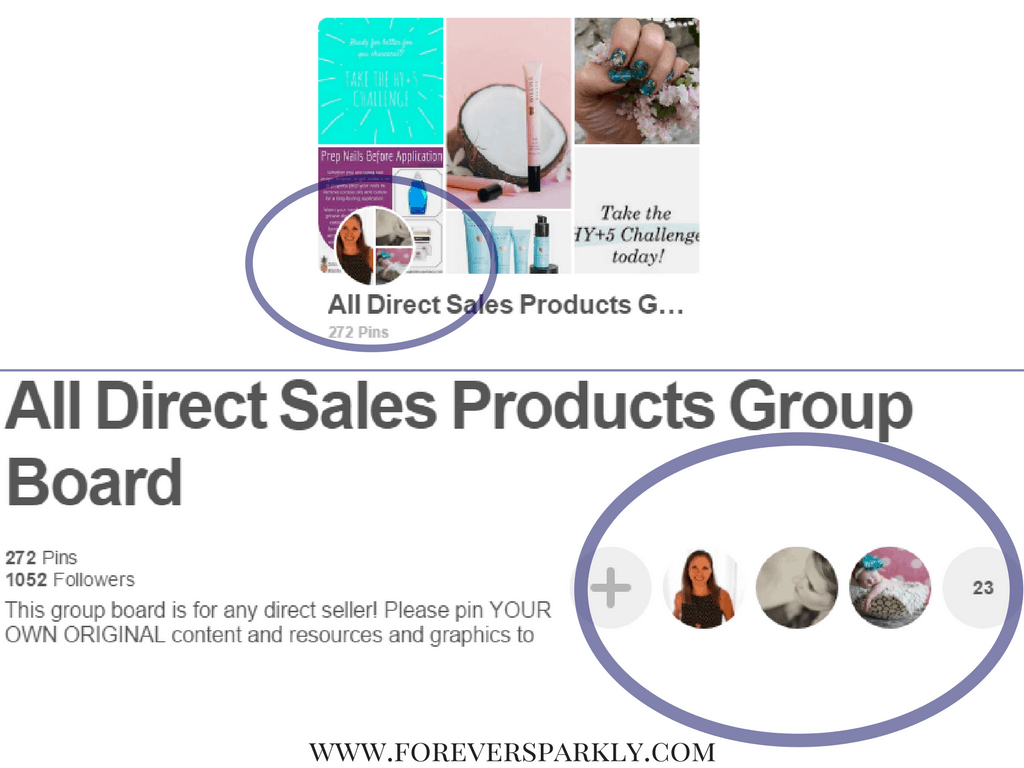 Looking for a way to succeed in direct sales completely online? Direct sales Pinterest group boards should be a major key to your direct sales strategy! Kristy Empol