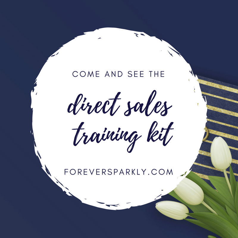 Direct Sales Training Kit for Direct Sellers Kristy Empol