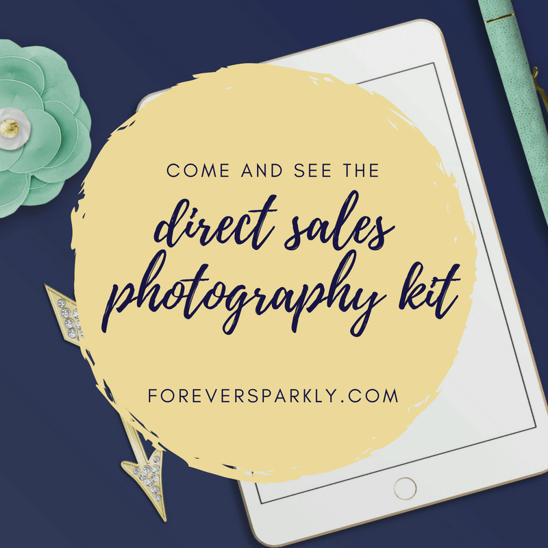Direct Sales Photography Kit Image Kristy Empol