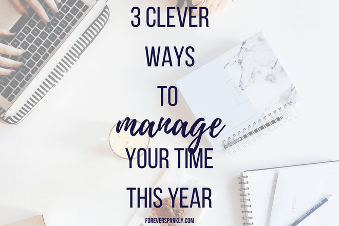 Follow these 3 ways to manage your time better in the new year for maximum results! Read Lauren Cecora's tips along with a free household cleaning schedule! Kristy Empol