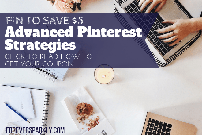 Click for the Advanced Pinterest Strategies coupon code. If you are a blogger or home based business owner, save and take the course and grow your traffic! Kristy Empol