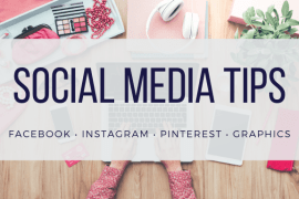 Social Media Tips for Direct Sellers