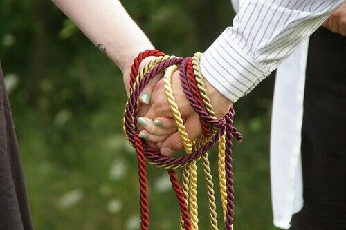 Handfasting An Ancient Wedding Tradition Forever
