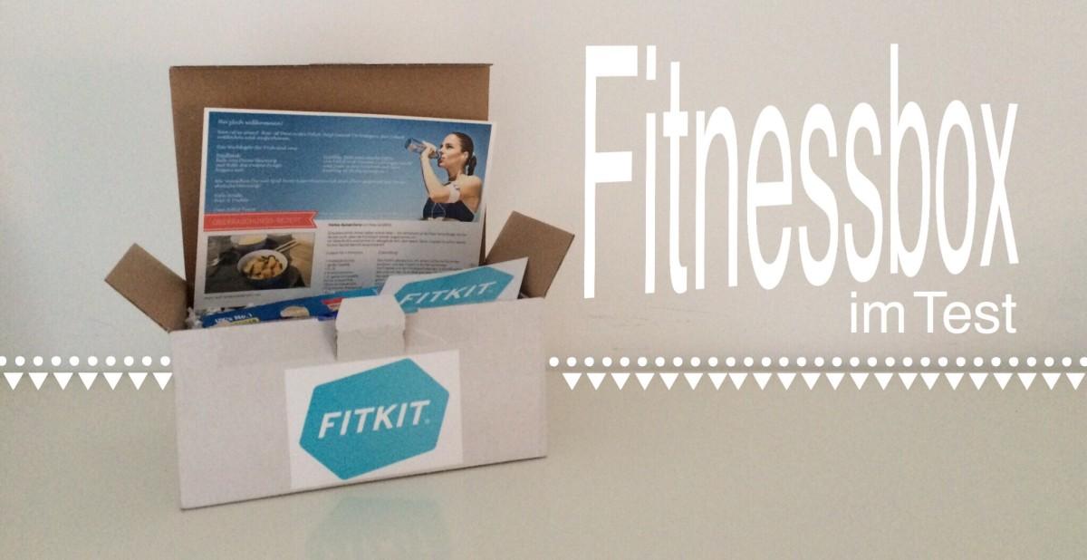 FitKit - Die Abo-Box für Sportler und Fitnessbegeisterte im Test