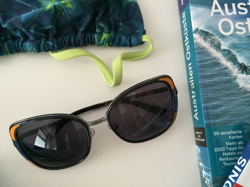 Beach-Essentials-Sonnenbrille