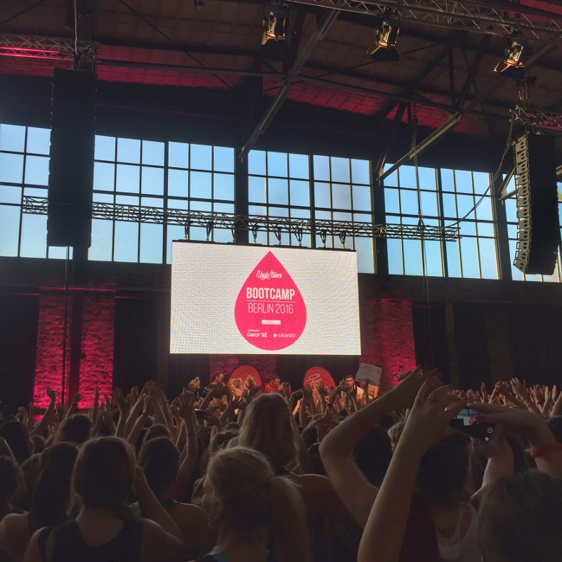 Kayla Itsines Bootcamp bbgberlin