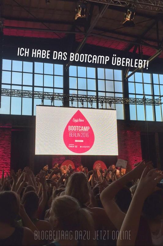 Ich war in Berlin beim Kayla Itsines Bootcamp #bbgberlin. Es war ein tolles Workout mit anschließendem Meet and Greet