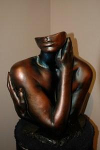 Aura sculpture