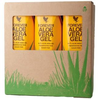 Forever Tripack Aloe Vera Gel