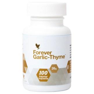 Forever Garlic-Thyme (Σκόρδο και θυμάρι. Δυνατό αντιβακτηριακό)
