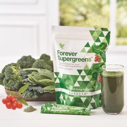 Forever Supergreens 2