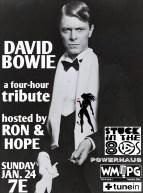bowie tribute 1.24.16
