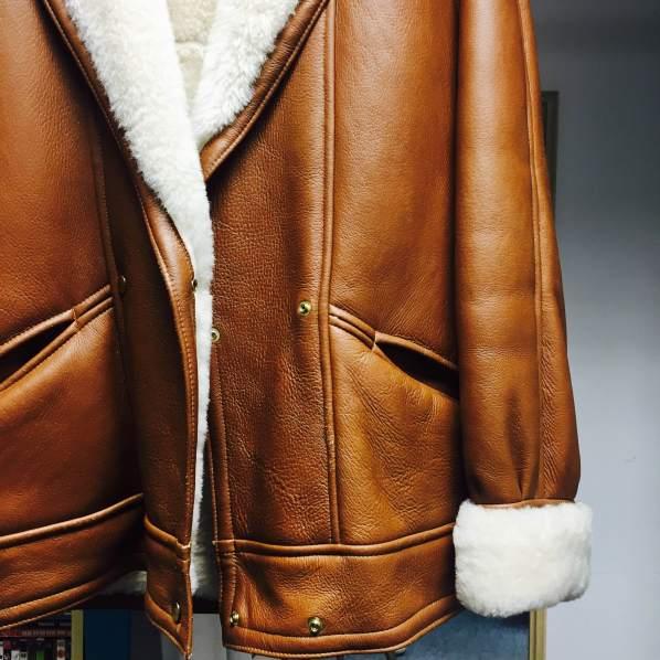 Antartex Sheepskin vintage