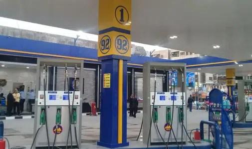 أسعار البنزين في مصر بعد الانخفاض الأخير 0.25 قرش للتر