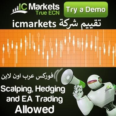 تقييم شركة icmarkets