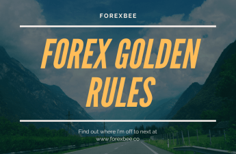 Rules of forex trading