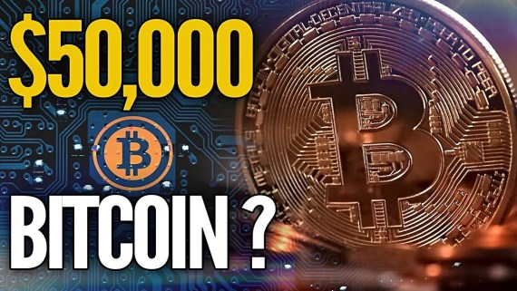 BITCOIN PRICE WILL GO FROM $20,000 TO $50,000-FOREX FACTORY