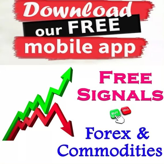Forex factory Signals Application.