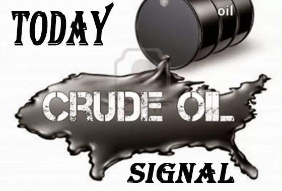 Crude oil trading signals-Crude oil Signals-Free Forex Signals