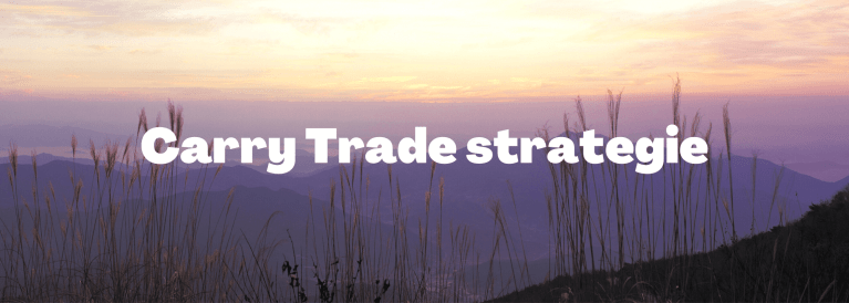 carry trade strategie blog banner forex forexgroentje