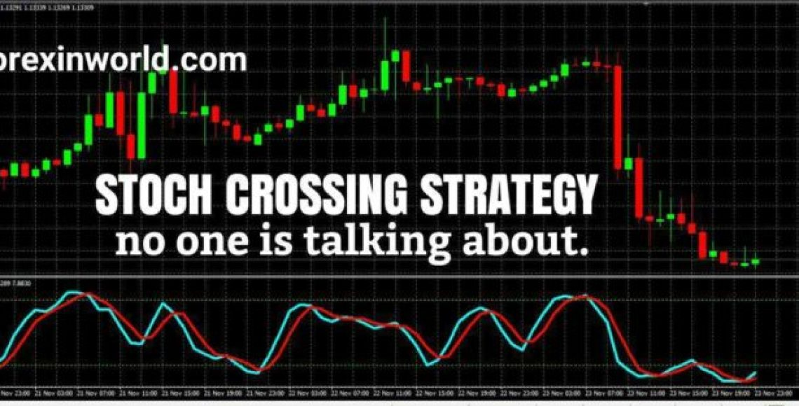 Stoch Crossing Strategy