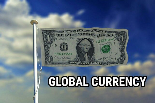 U.S. Dollar Is the Global Currency
