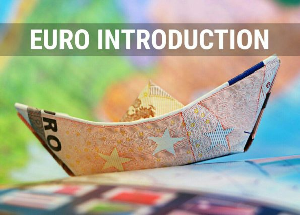 Euro introduction